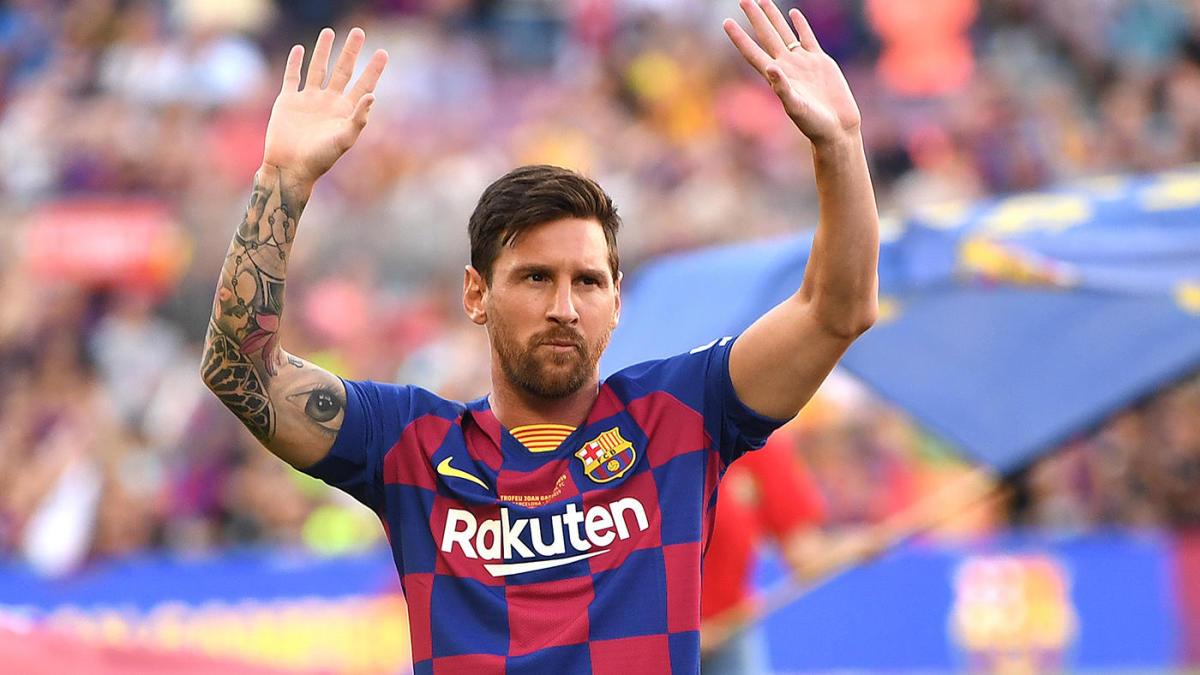 6 Faktor Penting di Balik Bangkitnya Barcelona Kembali ke Puncak Klasemen - Messi