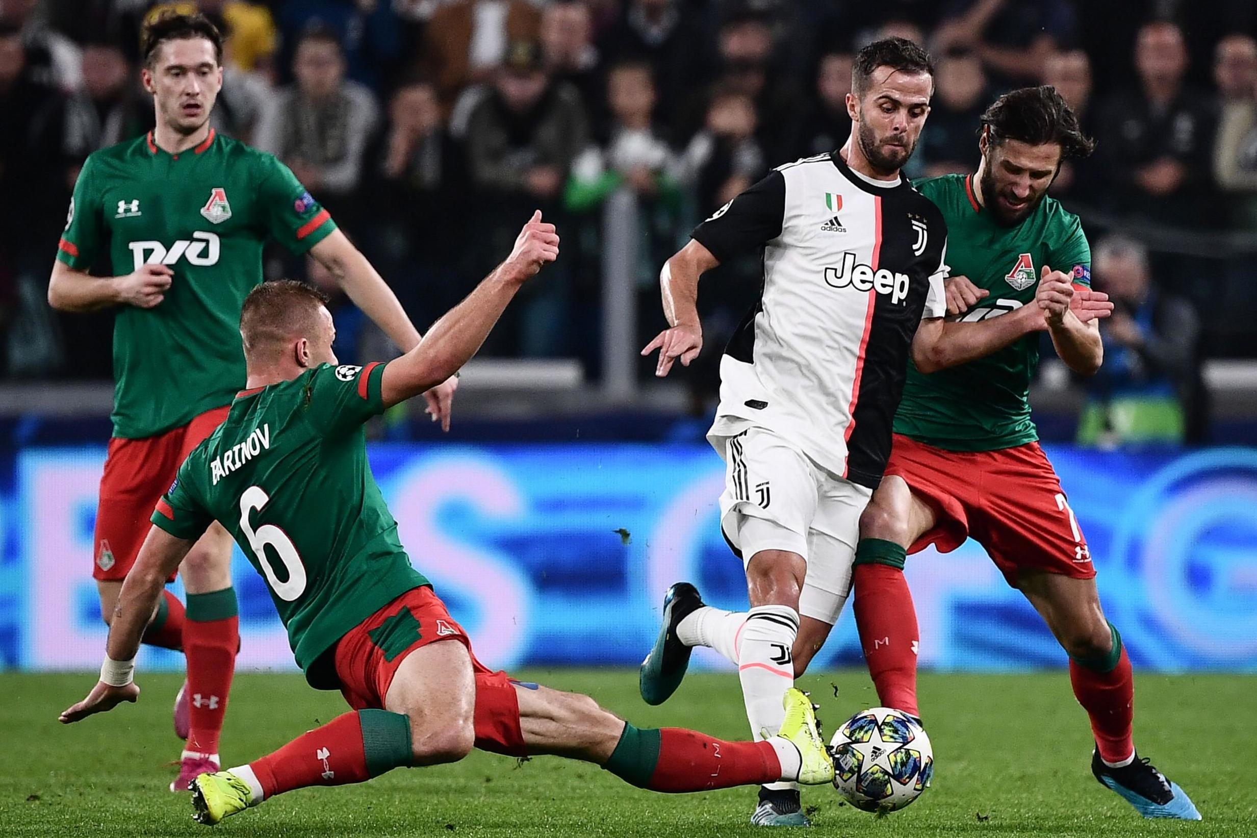 Walaupun Bermain All Out, Belum Cukup Untuk Taklukkan Juventus - 2