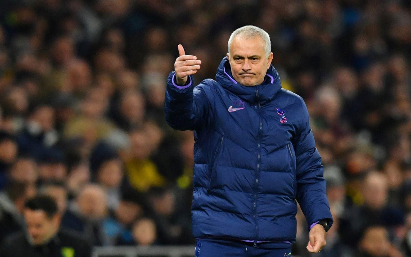 Mengenang Satu Tahun Jose Mourinho bersama Spurs: Saya Gembira Berada Di Sini 1 - marketpialadunia.com