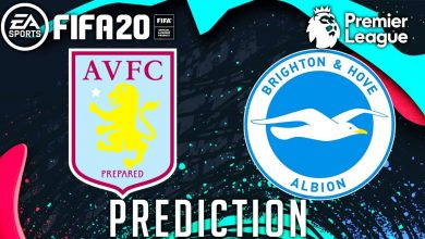 Photo of Prediksi Sepak Bola Aston Villa vs Brighton 21 November 2020